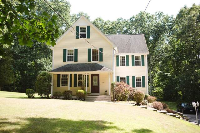 156 Paine Rd, North Attleboro, MA 02760 (MLS #72735242) :: Parrott Realty Group