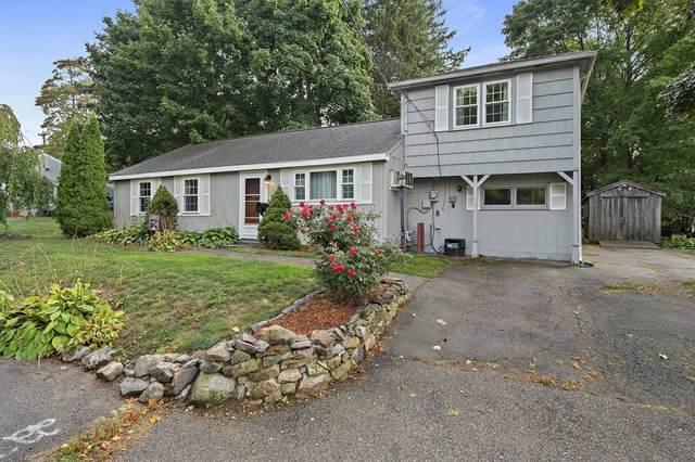 10 Woodedge Ave, Braintree, MA 02184 (MLS #72735248) :: Parrott Realty Group