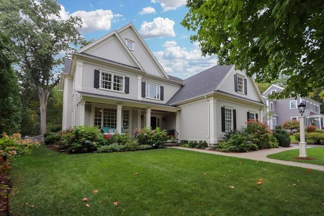 96 Glendale Rd, Needham, MA 02492 (MLS #72735268) :: The Gillach Group