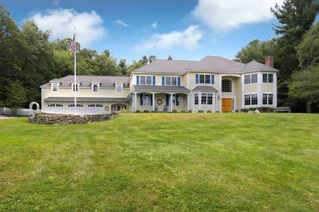 9 Wolfpen Ln, Southborough, MA 01772 (MLS #72735324) :: EXIT Cape Realty