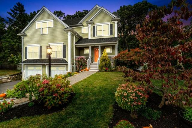 36 Stanley Road, Newton, MA 02468 (MLS #72735332) :: Zack Harwood Real Estate | Berkshire Hathaway HomeServices Warren Residential