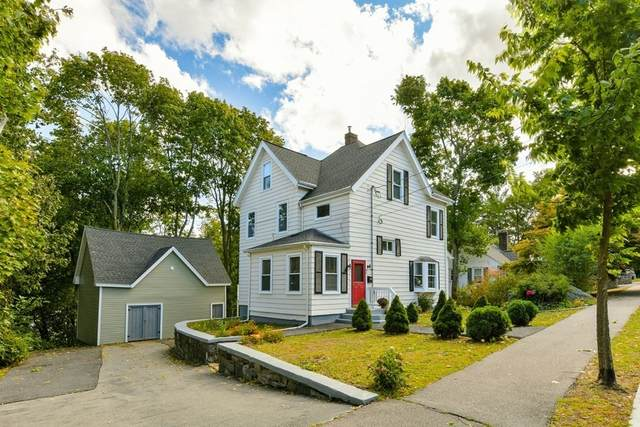 92 S Central Ave, Quincy, MA 02170 (MLS #72735470) :: Zack Harwood Real Estate | Berkshire Hathaway HomeServices Warren Residential