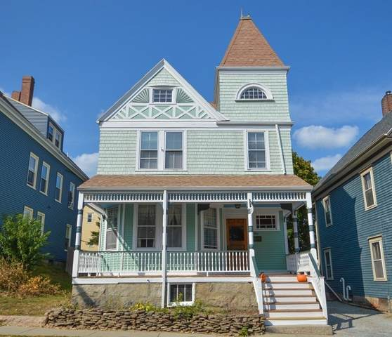 85 Mill St, New Bedford, MA 02740 (MLS #72735501) :: Zack Harwood Real Estate   Berkshire Hathaway HomeServices Warren Residential