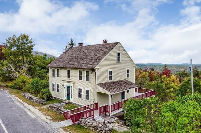 92 Mountain Rd, Princeton, MA 01541 (MLS #72735508) :: Exit Realty