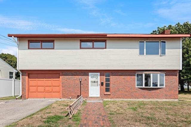 34 Heath St, Quincy, MA 02171 (MLS #72735519) :: Re/Max Patriot Realty