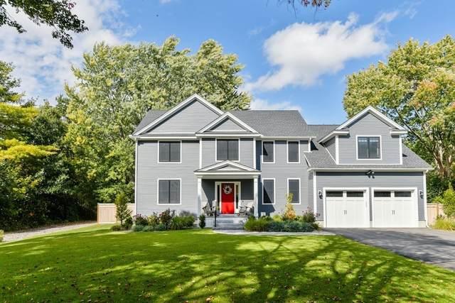 128 Conant Street, Concord, MA 01742 (MLS #72735558) :: Re/Max Patriot Realty