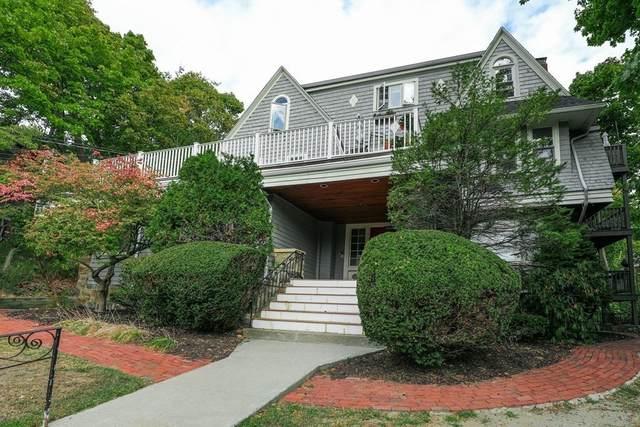 7 Cummings Road #5, Boston, MA 02135 (MLS #72735628) :: Westcott Properties