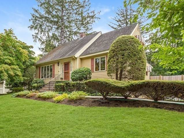 22 Meadowview Rd, Melrose, MA 02176 (MLS #72735682) :: Zack Harwood Real Estate   Berkshire Hathaway HomeServices Warren Residential