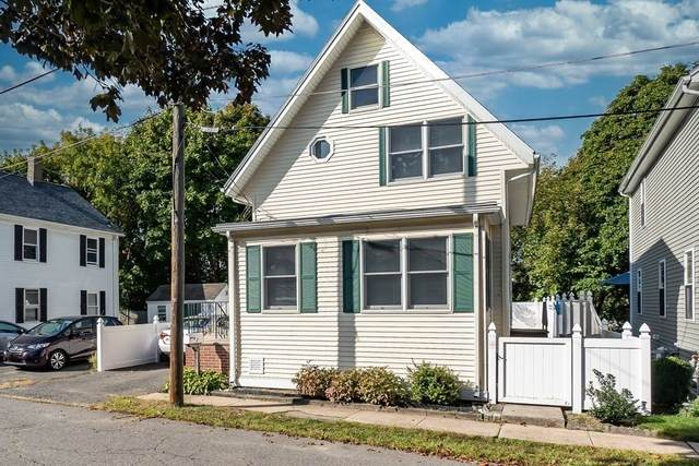 2 Ash Street, Peabody, MA 01960 (MLS #72735764) :: Exit Realty
