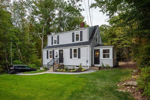 875 Webster St, Hanover, MA 02339 (MLS #72735814) :: Exit Realty