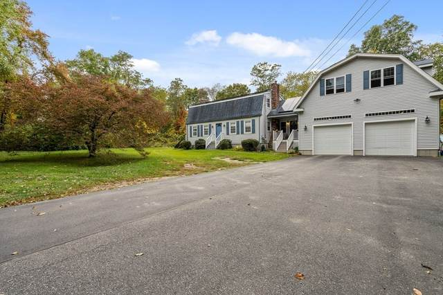 190 Chestnut St, Rehoboth, MA 02769 (MLS #72735822) :: Exit Realty
