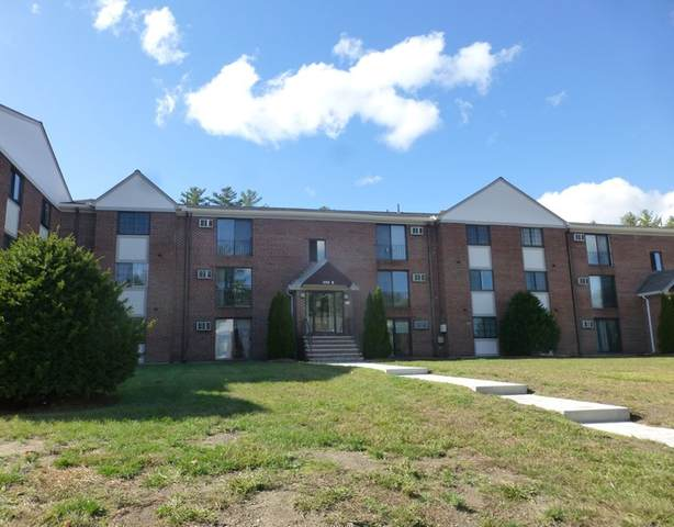 390 Great Rd B24, Acton, MA 01720 (MLS #72735893) :: Exit Realty