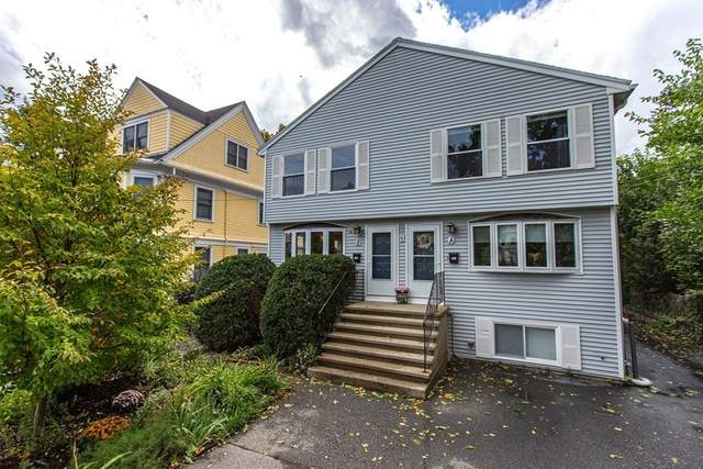 5 Boston Ave B, Medford, MA 02155 (MLS #72735913) :: Walker Residential Team