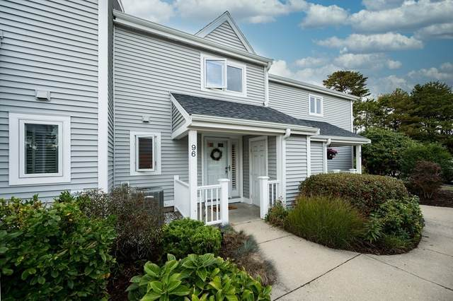 96 Westcliff Dr #96, Plymouth, MA 02360 (MLS #72735953) :: EXIT Cape Realty