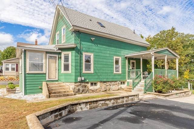 175 Edgewood Ave, Methuen, MA 01844 (MLS #72735999) :: EXIT Cape Realty