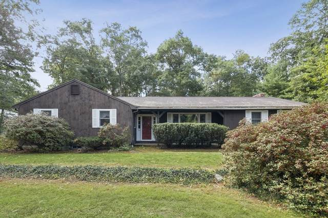 2 Brentwood Dr, Easton, MA 02356 (MLS #72736519) :: RE/MAX Unlimited
