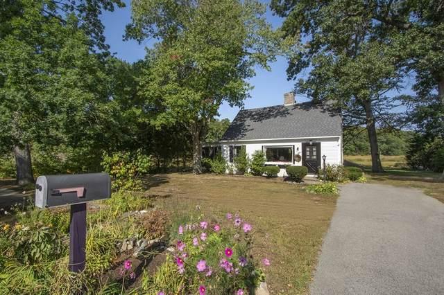 300 Gannett Road, Scituate, MA 02066 (MLS #72736539) :: Cosmopolitan Real Estate Inc.