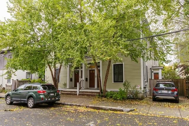 63 Jay Street #63, Cambridge, MA 02139 (MLS #72736597) :: Charlesgate Realty Group