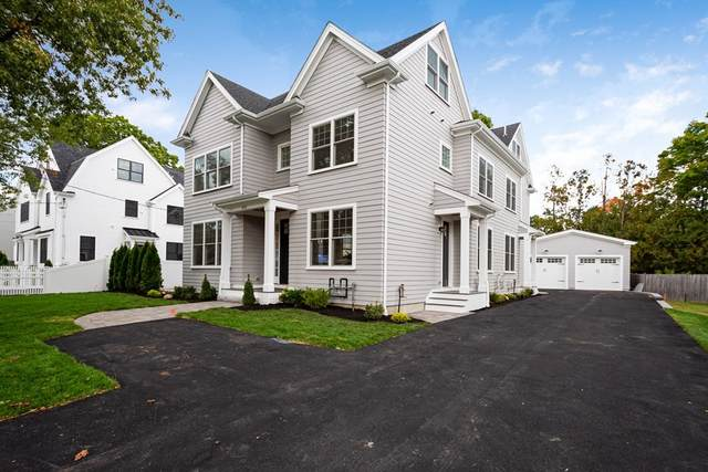 642 Webster St #642, Needham, MA 02492 (MLS #72736625) :: The Gillach Group