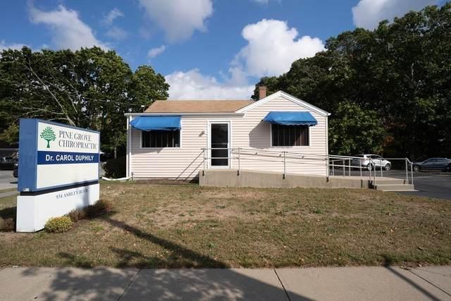 934 Ashley Blvd, New Bedford, MA 02745 (MLS #72736757) :: Zack Harwood Real Estate | Berkshire Hathaway HomeServices Warren Residential