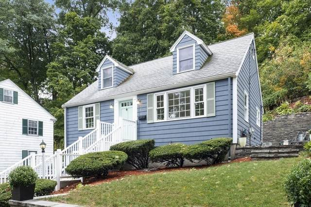 21 Oakwood Road, Newton, MA 02466 (MLS #72737125) :: EXIT Cape Realty