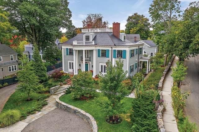 26 Weybridge Road, Brookline, MA 02445 (MLS #72737754) :: Cosmopolitan Real Estate Inc.