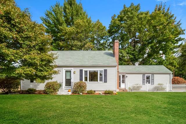 45 Franklin Road, Longmeadow, MA 01106 (MLS #72738007) :: NRG Real Estate Services, Inc.