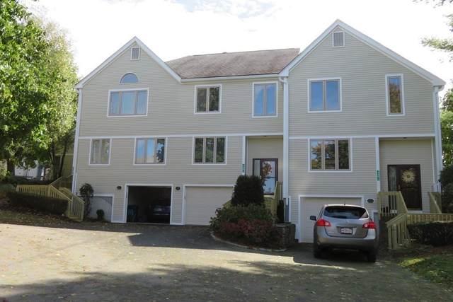 135 Fairway Dr #135, Dartmouth, MA 02747 (MLS #72738016) :: RE/MAX Vantage