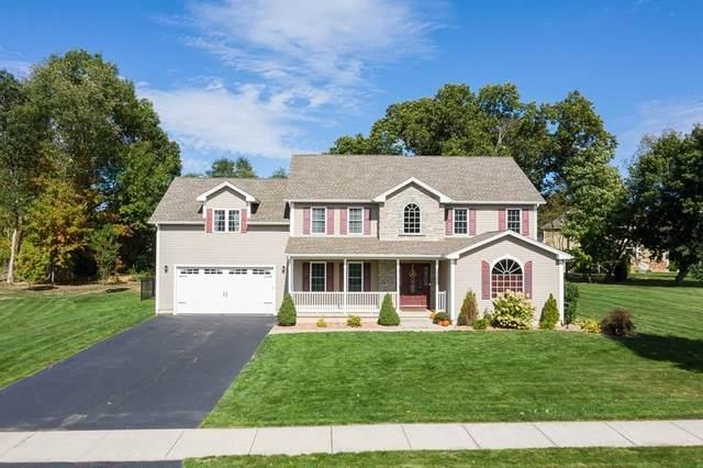 47 Burlington Drive, Agawam, MA 01030 (MLS #72738024) :: Cosmopolitan Real Estate Inc.