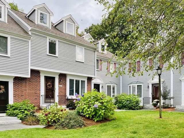 4002 Woodbridge Rd #4002, Peabody, MA 01960 (MLS #72738107) :: Zack Harwood Real Estate   Berkshire Hathaway HomeServices Warren Residential