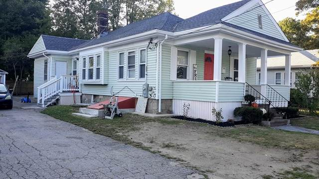 51 Tripp Ave, Brockton, MA 02301 (MLS #72738442) :: Kinlin Grover Real Estate