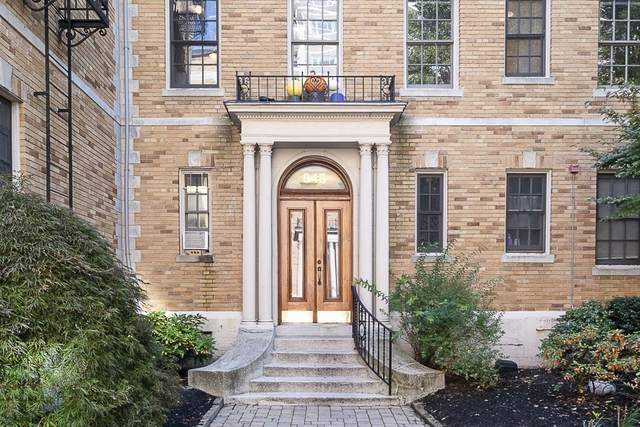 848 Massachusetts Ave #5, Cambridge, MA 02139 (MLS #72738533) :: RE/MAX Unlimited