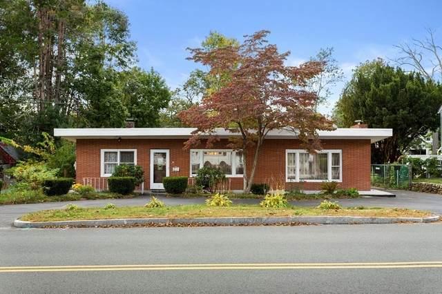 30 Oak St, Stoneham, MA 02180 (MLS #72738598) :: EXIT Cape Realty