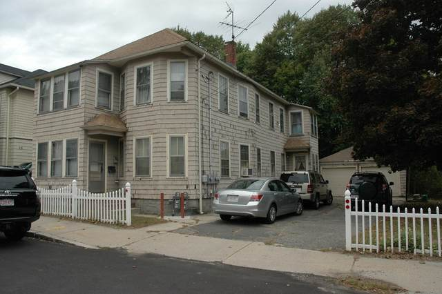 16 Bourque St, Lawrence, MA 01843 (MLS #72738613) :: RE/MAX Unlimited