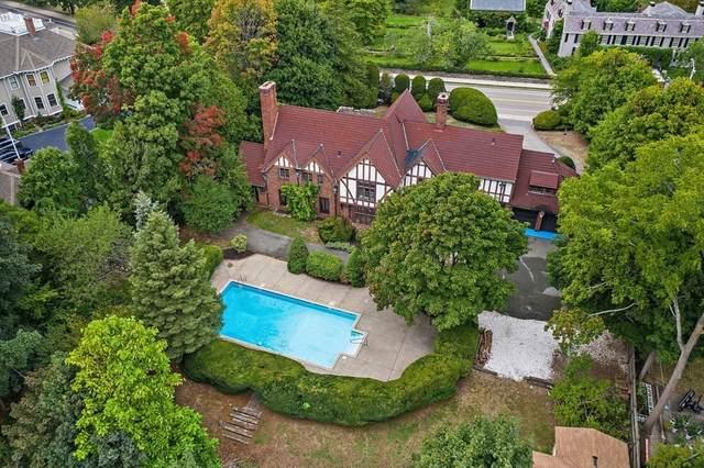 140 Adams St, Quincy, MA 02169 (MLS #72738646) :: Westcott Properties