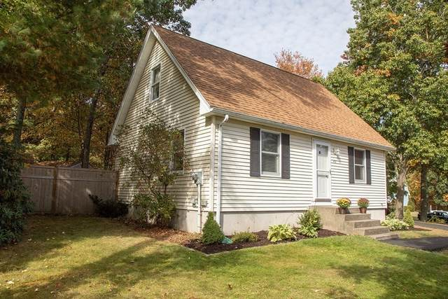 42 Clark St, Belchertown, MA 01007 (MLS #72738675) :: RE/MAX Vantage