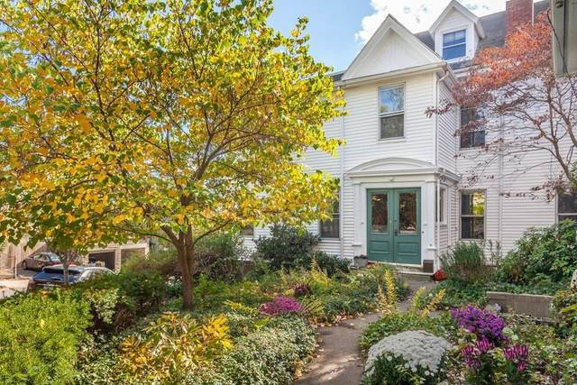 18 Spring Street #18, Somerville, MA 02143 (MLS #72738778) :: Re/Max Patriot Realty