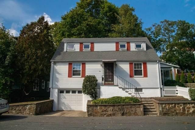 14 Chandler Terr, Lynn, MA 01902 (MLS #72738781) :: Zack Harwood Real Estate   Berkshire Hathaway HomeServices Warren Residential