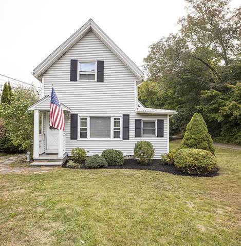 52 Turnpike, Easton, MA 02375 (MLS #72738941) :: EXIT Cape Realty