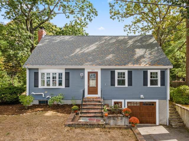 1082 Greendale Ave, Needham, MA 02492 (MLS #72738942) :: DNA Realty Group