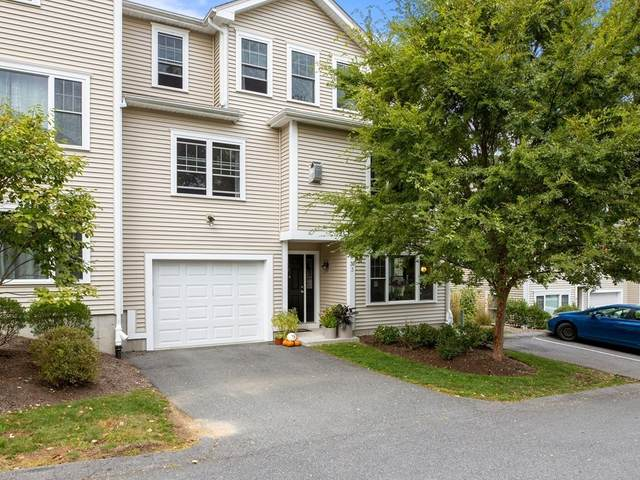 30 Webster St #3, Needham, MA 02494 (MLS #72738990) :: RE/MAX Unlimited