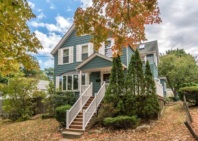 236 Dale Street, Waltham, MA 02451 (MLS #72739007) :: Dot Collection at Access