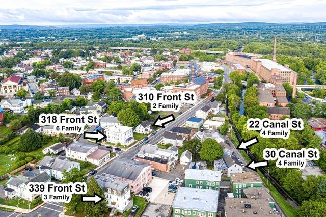 310, 318, 339 Front St & 22,30 Canal St, Chicopee, MA 01013 (MLS #72739036) :: NRG Real Estate Services, Inc.