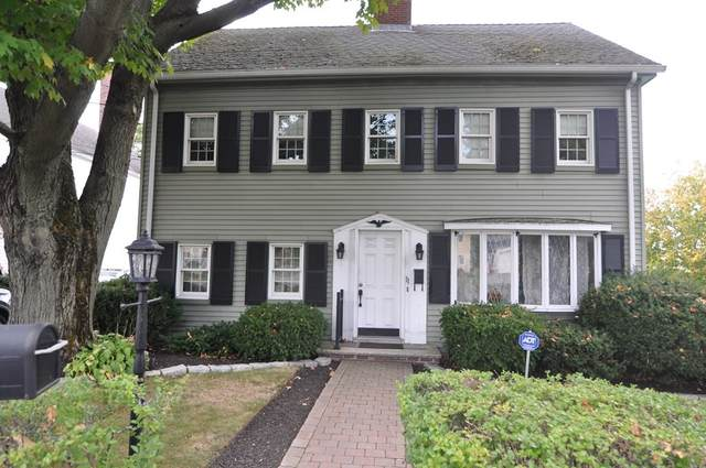 11 South Liberty Street, Danvers, MA 01923 (MLS #72739331) :: EXIT Cape Realty