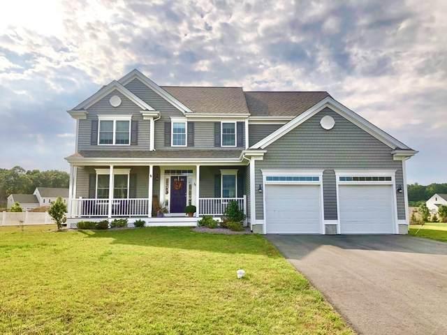 36 Magnolia Way, Bridgewater, MA 02324 (MLS #72739332) :: RE/MAX Unlimited