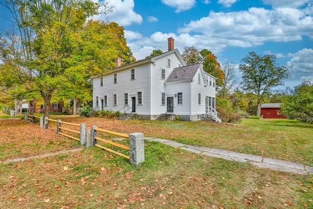 82 Shaker Rd, Harvard, MA 01451 (MLS #72739365) :: Kinlin Grover Real Estate