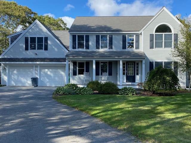 110 Ashumet Rd, Falmouth, MA 02536 (MLS #72739534) :: Exit Realty