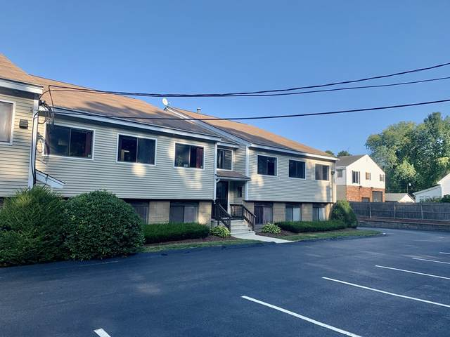 1 Bridgeview Circle #10, Tyngsborough, MA 01879 (MLS #72739564) :: Parrott Realty Group