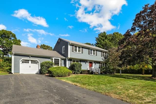 21 King Arthur Rd, Easton, MA 02356 (MLS #72739649) :: Kinlin Grover Real Estate