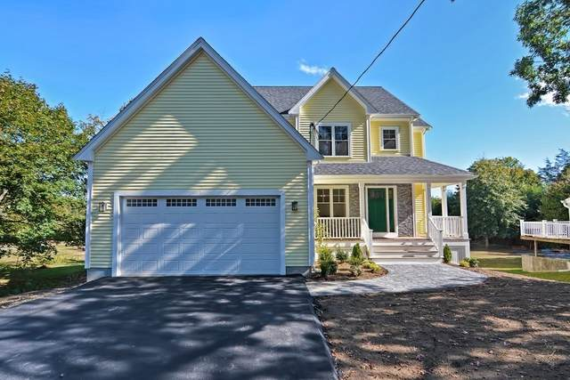 25 N Worcester St, Norton, MA 02766 (MLS #72739663) :: Re/Max Patriot Realty